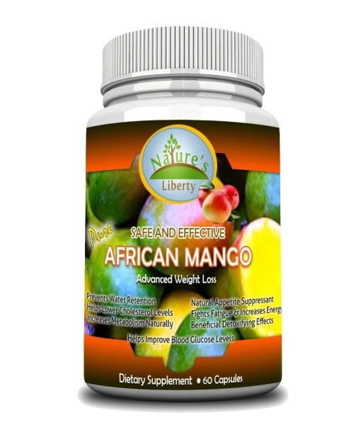 African Mango Front