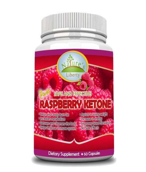 Raspberry Ketone Front