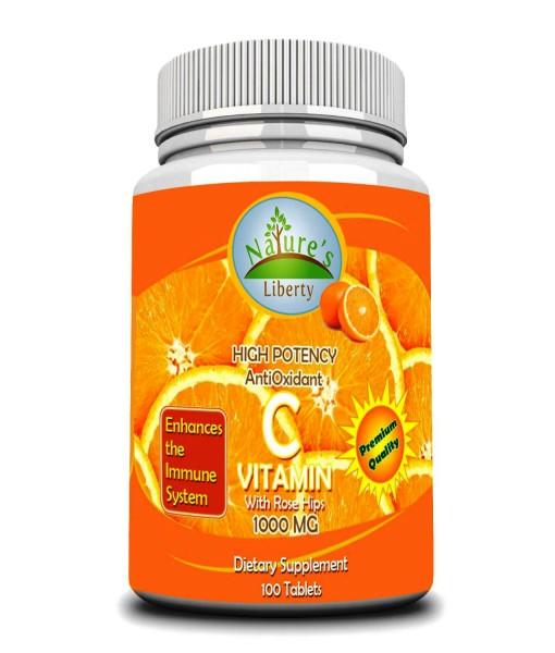 Vitamin C Front