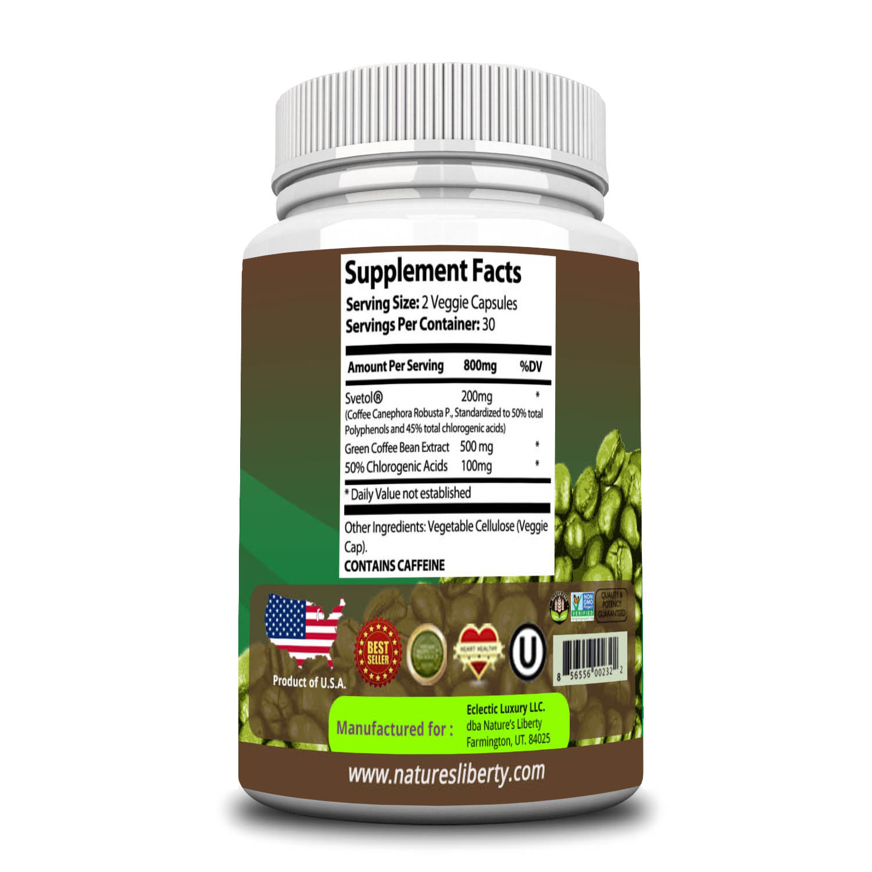 Best Green Coffee Bean Extract Supplement